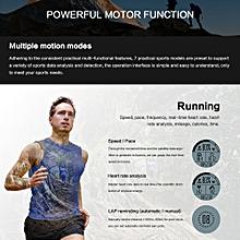 S966 Smart Men Watch GPS Heart Rate Monitor Fitness Tracker Watch