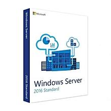 Windows Server Standard - 2016