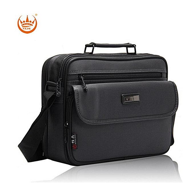 Shoulder 3240 Briefcases Of Sizes Bolsa De Men Business 12 Top Waterproof Package Oxford Various Laptop Quality Inch Men's Trabajo Bag SMzpVU