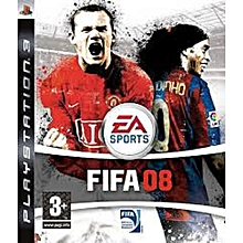 PS3 Game FIFA 08