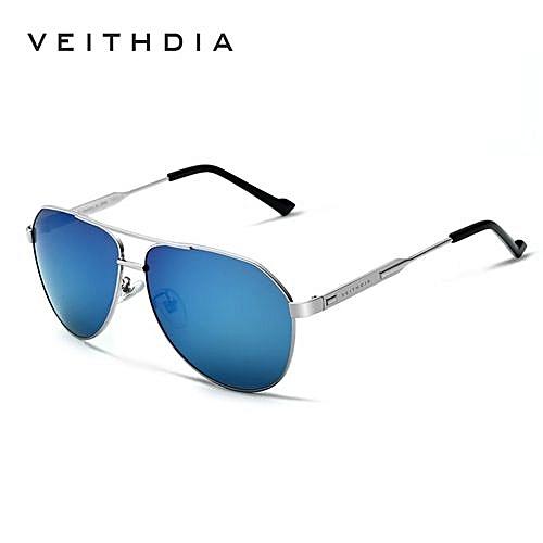 f03eaeceaa4 Generic VEITHDIA Brand Best Alloy Mens Sunglasses Polarized Lens Driving  Fishing Eyewear Accessories Driving Sun Glasses For Men 3562 (Color c3)    Best ...
