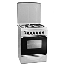 RF/321 - 3G+1E - 60X60 Cooker - Silver
