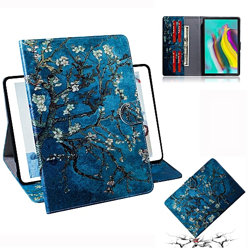 Amazon Fire HD 10 Tablet Case PU Leather with Soft TPU Back Cover Wallet  Stand Credit Card Slots Cash Holder Magnetic Clasp for Amazon Fire HD 10