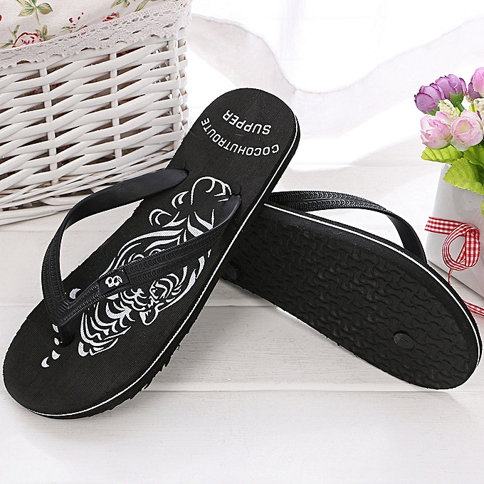 b217bc5eda90 birthpar store Men Summer Shoes Sandals Male Slipper Indoor Or Outdoor Flip  Flops BK 40