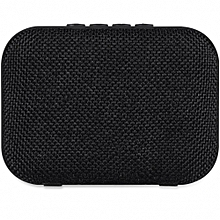 ZB-Sound Cube - Zoook Bluetooth Speaker - 5W - Black.
