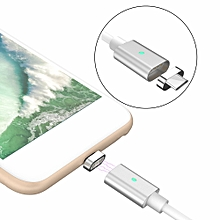 FLOVEME Magnetic Reversible Type C USB Charging Cable 1.2m for Samsung Galaxy S8 Plus Xiaomi 6