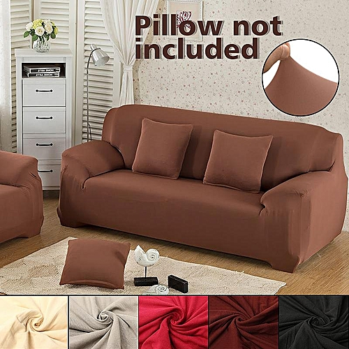 L Shape Stretch Elastic Fabric Sofa Cover Pet Dog Sectional Corner Couch Covers