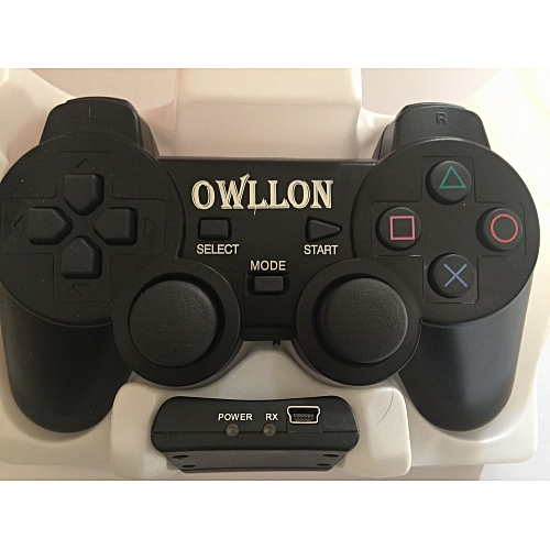 2019 NEW 3 in 1 Wireless 2 4G Controller Gamepad Wireless Controller For  PS2 PS3 PC Compatible With Windows 98/ME/2000/XP/Vista FCSHOP