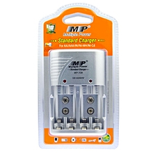 MP Standard chager for AA/AAA/9V