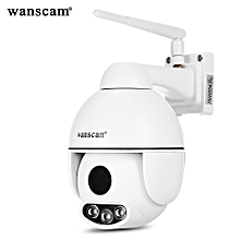 WANSCAM HW0054 1080P 2.0MP WiFi IP Camera Wireless Security Surveillance CCTV ONVIF / P2P / Motion Detection WHITE EU