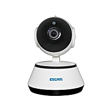 ESCAM G10 720P IP Wireless Camera Support Motion Detection H.264 Pan/Tilt Support 64G TF Card IR Cam US
