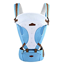 Comfortable Breathable Multifunction Carrier Baby Hip Seat - Blue