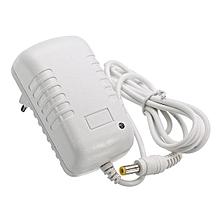 AC220-240V 50/60HZ To DC12V 2A White Shell EU Plug Power Adapter