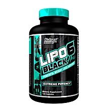 LIPO 6 BLACK HER 120 CAPS