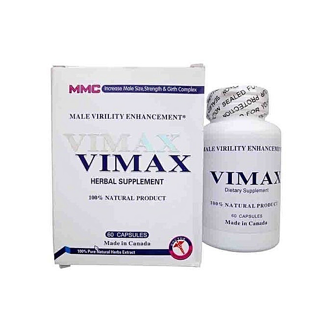 buy vimax male virility enhancement herbal supplements 100 natural