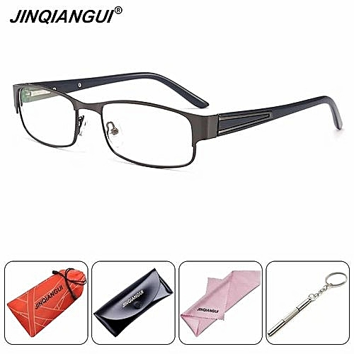 Buy Generic Glasses Frame Women Rectangle Plastic Prescription ...