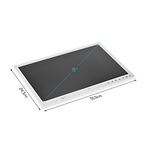 Buy Generic Andoer 15 Inch Large Screen LED Digital Photo Frame ...