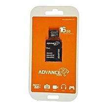 16GB - MemoryCard - Black