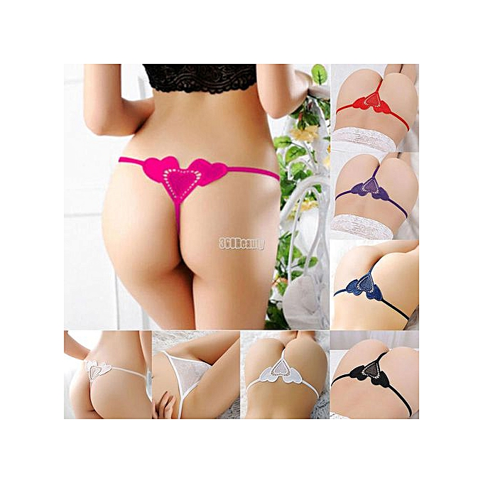 78735be24 Fashion Hot Sexy Lady Women  s Floral Lace Lingerie Thongs G-string V-string  Panties Knickers Underwear