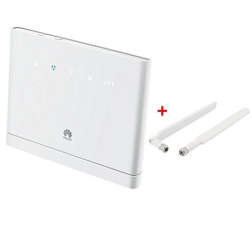 Unlock Huawei B315, Huawei 4G Portable Wireless WIFI Router Huawei B315s-22  Lte Wifi Router antenna