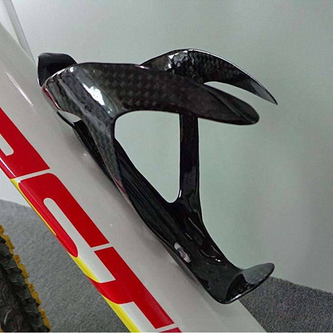 773f213da70 ... 3K Full Carbon Fiber Water Bottle Holder MTB Road Bike Bottle Cage ...