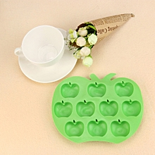 Cube Tray Freeze Mould Jelly Pudding Chocolate Mold Silicone Colorful Ice Ball