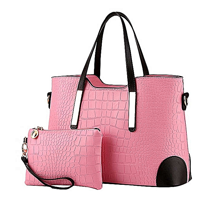 f43c5870f0347 Fashion Women Top Handle Satchel Handbags Tote Purse Leather Tote ...