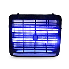 Electronic Outdoor UV Mosquito Control Lamp Insect Zapper Bug Pest Killer Light # 6W