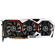 Colorful® iGAME GeForce GTX1060 OC 1594-1809MHz 8Gbps 192Bit 6GB GDDR5 Gaming Video Graphics Card