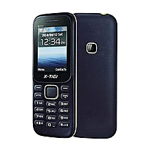 B310 Feature Phone- Dual SIM- 1000mAh Battery- Blue Green.