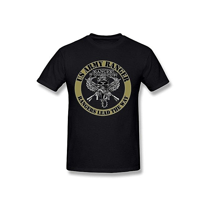 Generic Fashion Men S Army Rangers American Special Forces T Shirt