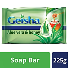 Aloe Vera & Honey Soap 225g