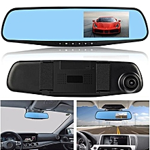 Dash Camera Car DVR Rear view Mirror Video Recorder with Reverse and Night Vision 1080HD