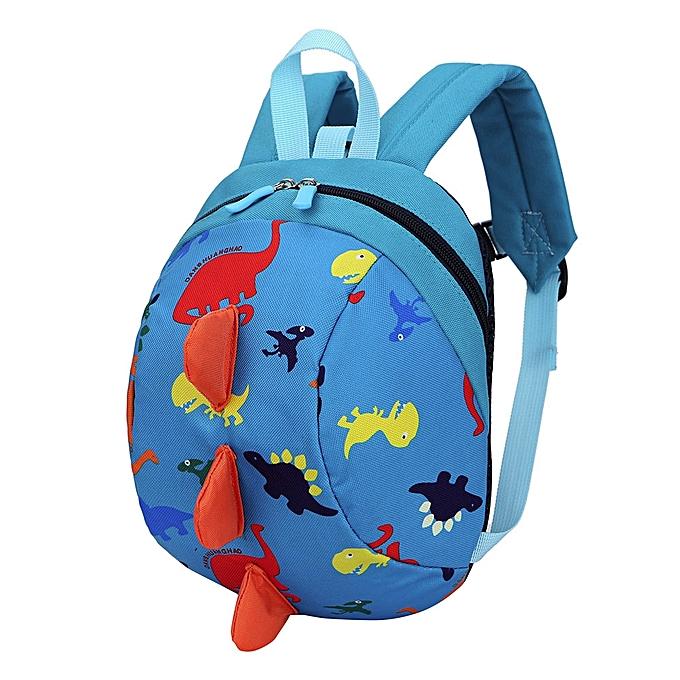 323ee5e4820 douajso Baby Boys Girls Kids Dinosaur Pattern Animals Backpack Toddler School  Bag ...