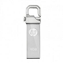 8 GB - Flash Disk Pen Drive - Silver