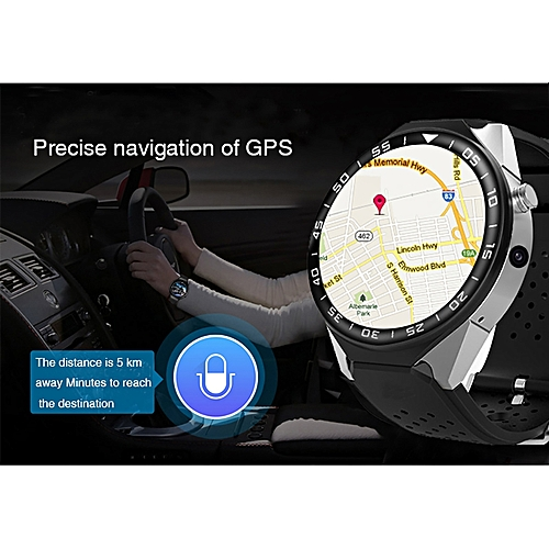 793989c85b8 Generic S99C BT Smart Watch Phone with Camera 2GB RAM 16GB ROM Support SIM  Card 3G WCDMA WiFi GPS Smartwatch for Android IOS Phone