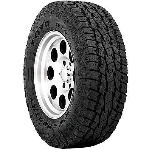 265/65R17 Open Country AT
