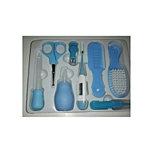Elegant portable Baby Grooming Nursery care Healthy Kit - Blue