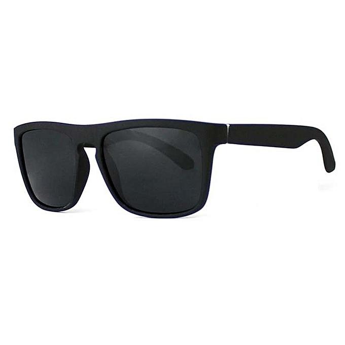 a68f062e8b Hot Mans Polarized Sunglasses Retro Square Helm Sun Glasses for Outdoor Sport  Cycling Lenses Color