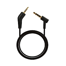 Replacement Audio Cable Cord For Bose QuietComfort 3 QC3 Headphone-Black