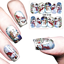 Nail Art Stamper Gel Tips DIY Stamping Drawing Image Template Stickers T