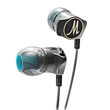 DM7 Special Edition Gold Plated Housing Headset Earphone - Without Microphone xYx-S