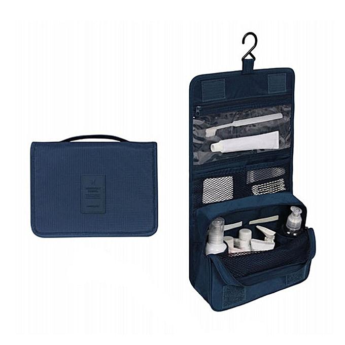 355e0ba2080c Hanging Cosmetic Bag Beauty Makeup Bag Women Travel Portable Cosmetics  Organizer Men Bath Waterproof Washbag(1)
