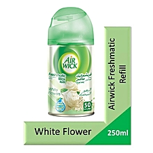 Automatic Spray White Flower Refill 250ml