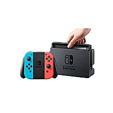 Switch Console Neon Joy-on