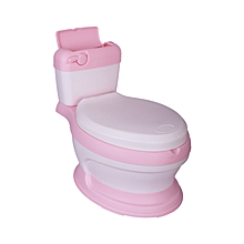 57ed5ab1564 Toilet Training Potty Seat For Kids - Pink