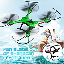 JJRC H31 Waterproof Headless Mode One Key Return 2.4G 4CH 6Axis RC Quadcopter RTF - Green