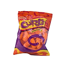 Cheesey Curls - 15g