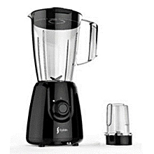 Blender - 1.5 Litres - Black & Clear