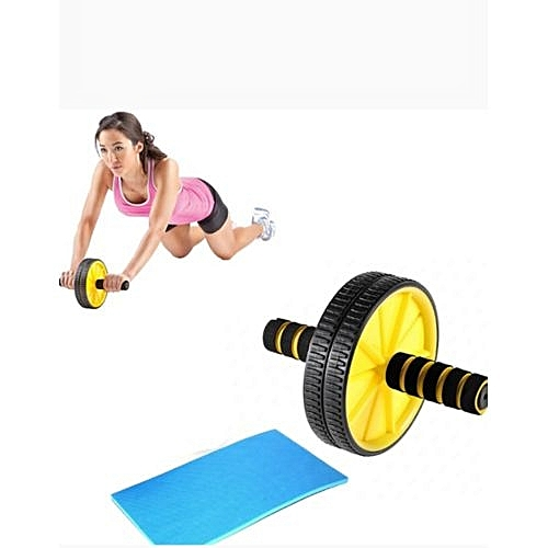 Buy Generic ABS Wheel Abdominal Roller Workout Exercise
